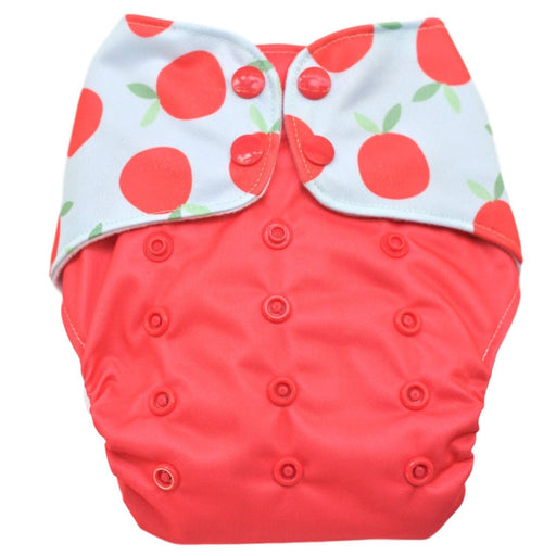 The Nestery : Bouncing Peaches - Reusable Cloth Diaper - Narang