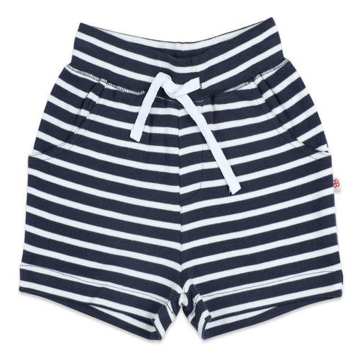 The Nestery : Greendigo - Shorts With Back Pocket - Nautical