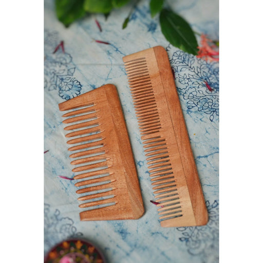 The Nestery : Almitra Sustainables - Neem Comb (Pack Of 2)