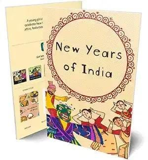 The Nestery: Kutuki - New Years Of India