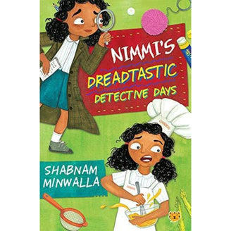 The Nestery: Talking Cub - Nimmi's Dreadtastic Detective Days