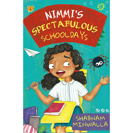 The Nestery: Talking Cub - Nimmi's Spectabulous Schooldays