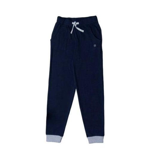 The Nestery : Greendigo - Pull - On Joggers - Oxford