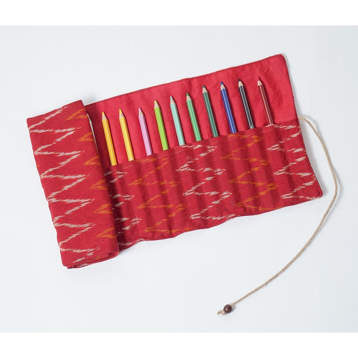 The Nestery : Cuddle N Care - Combo - Art Kit, Crayon Pouch, Pencil Pouch