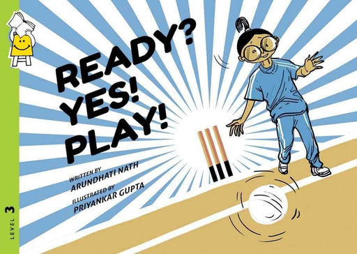 The Nestery: Pratham Books - Ready? Yes! Play!