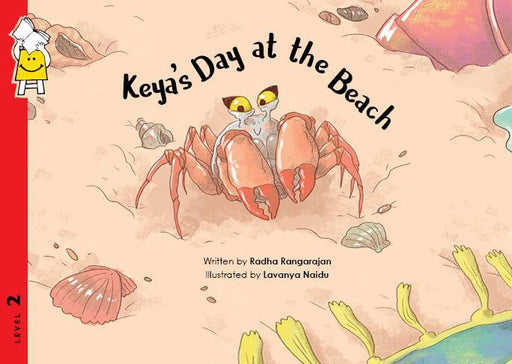 The Nestery: Pratham Book - Keya's Day At The Beach