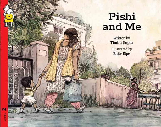 The Nestery: Pratham - PISHI AND ME