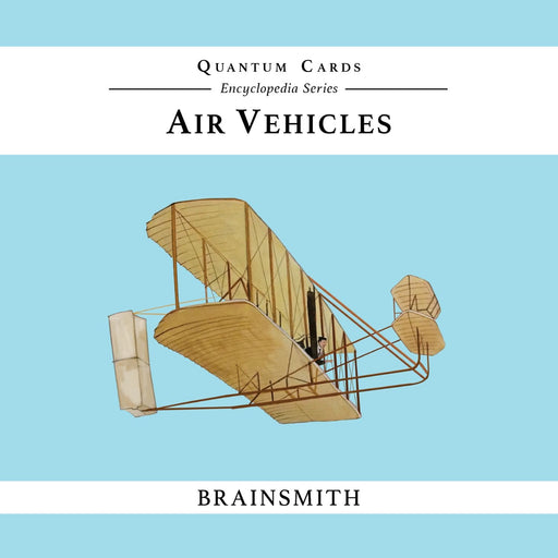 The Nestery: Brainsmith - Quantum Cards - Air Vehicles