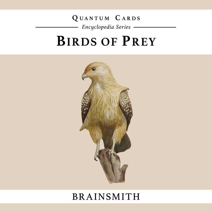 The Nestery: Brainsmith - Quantum Cards - Birds Of Prey