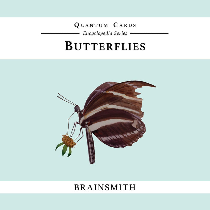 The Nestery: Brainsmith - Quantum Cards - Butterflies