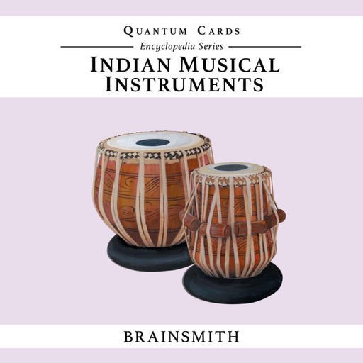 The Nestery: Brainsmith - Quantum Cards - Indian Musical Instruments