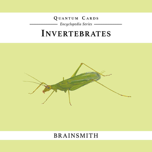 The Nestery: Brainsmith - Quantum Cards - Invertebrates