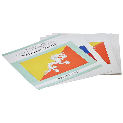 The Nestery: Brainsmith - Quantum Cards - National Flags Set Iii