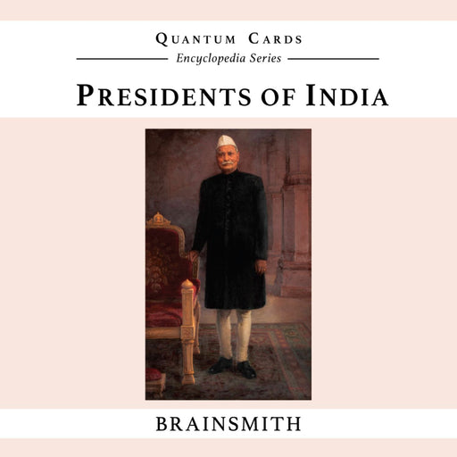 The Nestery: Brainsmith - Quantum Cards - Presidents Of India