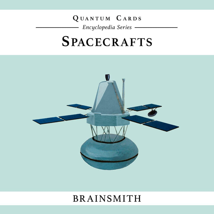 The Nestery: Brainsmith - Quantum Cards - Spacecrafts