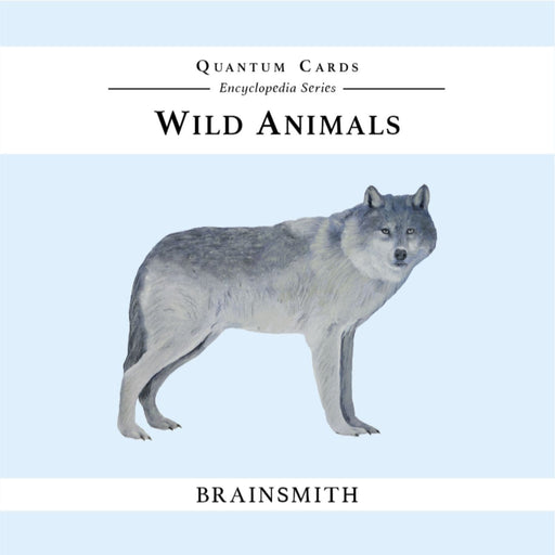 The Nestery: Brainsmith - Quantum Cards - Wild Animals