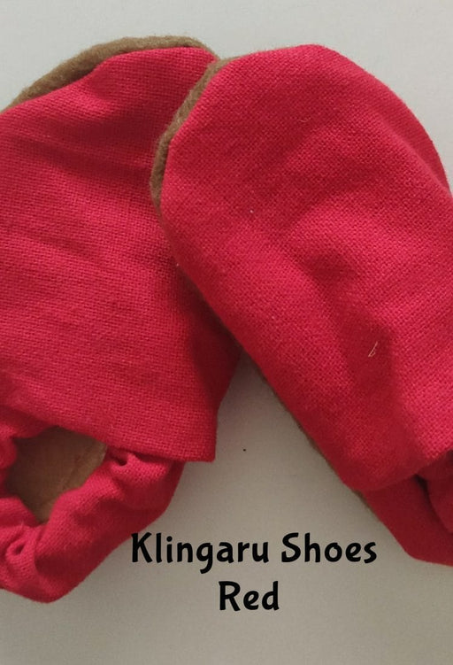 The Nestery curates online soft soled shoes for babies. These are safe shoes for babies. These make excellent indoor shoes for babies that can be used as winter shoes.
