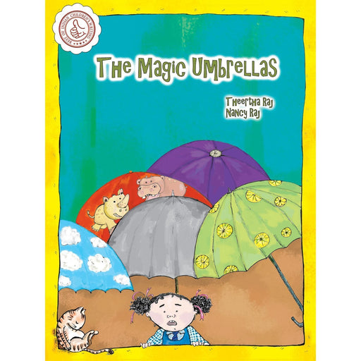 The Nestery: Ms Moochie  - The Magic Umbrellas