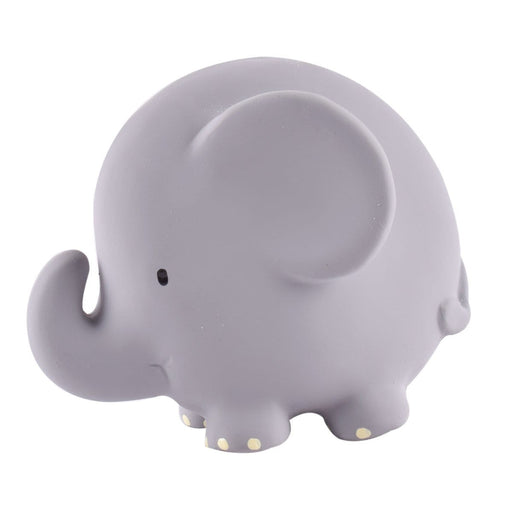 "The Nestery: TIKIRI - ""MY ZOO ANIMALS"" COLLECTION - ELEPHANT NATURAL RUBBER TOY"