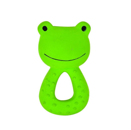 The Nestery: TIKIRI - FROG TEETHER