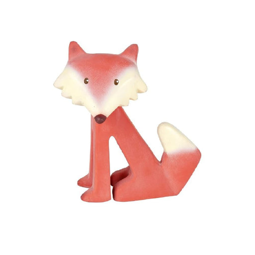 The Nestery: TIKIRI - GOODNIGHT WILDWOOD COLLECTION - FOX RUBBER RATTLE
