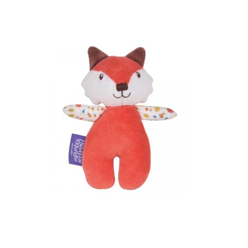The Nestery: TIKIRI - GOODNIGHT WILDWOOD COLLECTION - FOX SQUEAKER