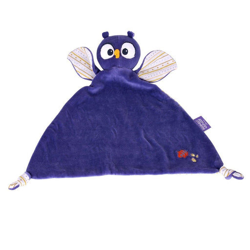 The Nestery: TIKIRI - GOODNIGHT WILDWOOD COLLECTION - OWL COMFORTER