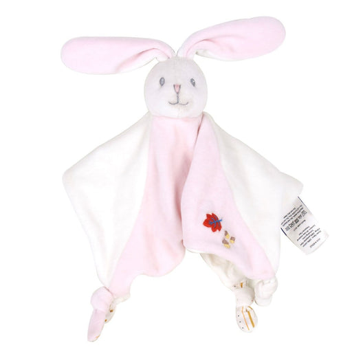 The Nestery: TIKIRI - GOODNIGHT WILDWOOD COLLECTION - RABBIT COMFORTER