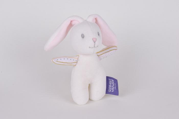 The Nestery: TIKIRI - GOODNIGHT WILDWOOD COLLECTION - RABBIT SQUEAKER