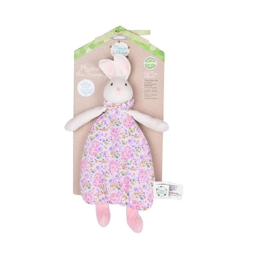 The Nestery: TIKIRI - MEIYA & ALVIN COLLECTION - HAVAH THE BUNNY FLAT TOY