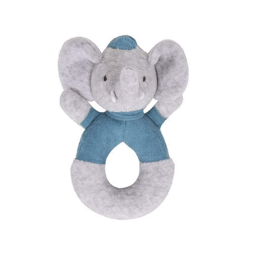 The Nestery: TIKIRI - MEIYA & ALVIN COLLECTION - SOFT ALVIN RATTLE