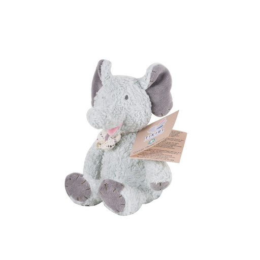 The Nestery: TIKIRI - 100% ORGANIC COTTON SOFT TOY ELEPHANT