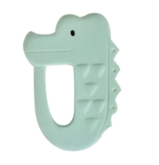 The Nestery: TIKIRI - SAFARI TEETHERS - CROCODILE TEETHER