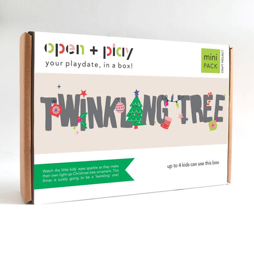 The Nestery: The Open Play - Christmas Activity Kit