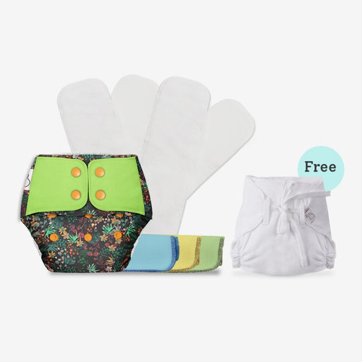 The Nestery : Superbottoms - Newborn Essential - Value Pack