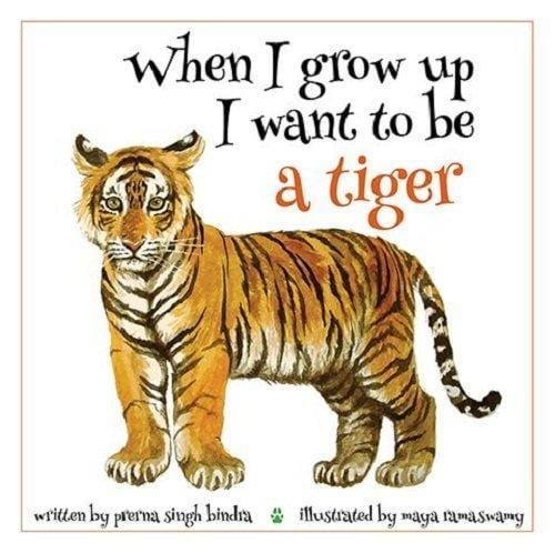 The Nestery: Talking Cub - When I Grow Up I Want to be a Tiger