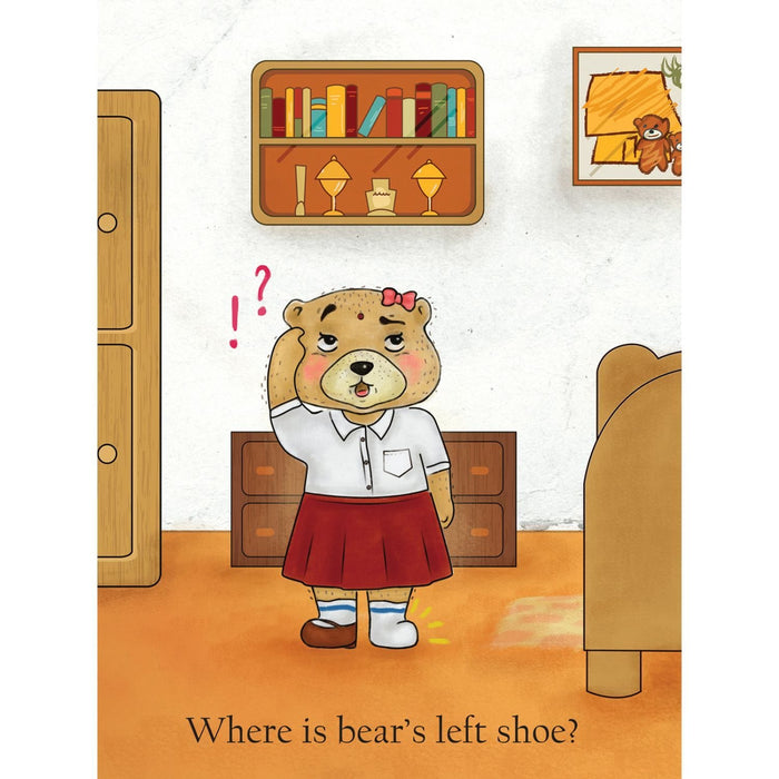 The Nestery: Ms Moochie  - Where Is Bear's Shoe?