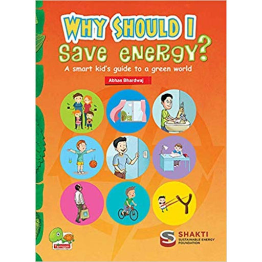 The Nestery: Teri - Why Should I Save Energy? A Smart Kid'S Guide To A Green World