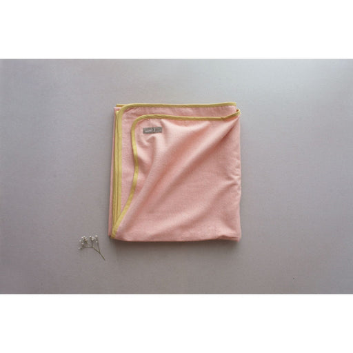 The Nestery : Aagghhoo - Pale Rose - Fuzzy Flannel Blanket
