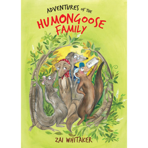 The Nestery: Tulika Books - Adventures Of The Humongoose Family