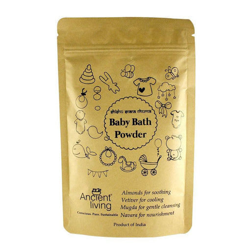 The Nestery : Ancient Living - Baby Bath Powder