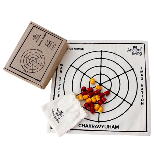 The Nestery : Ancient Living - Chakravyuham - Board Game