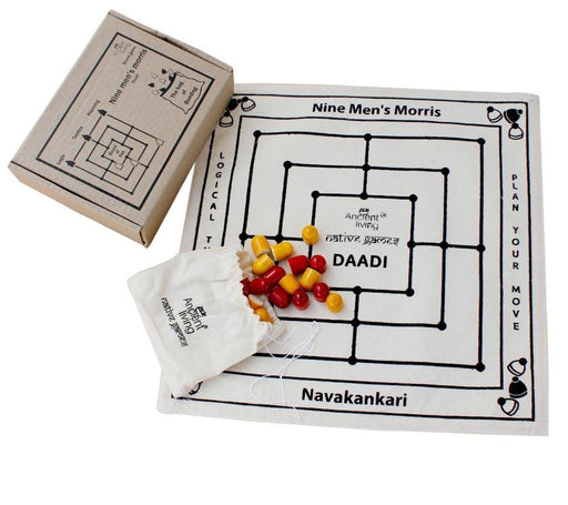 The Nestery : Ancient Living - Daadi - Board Game