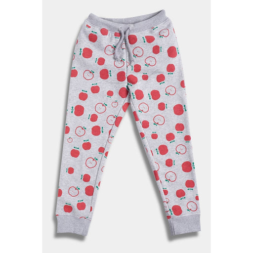 The Nestery : Anthrilo - Apple Jogging Trousers - Girls