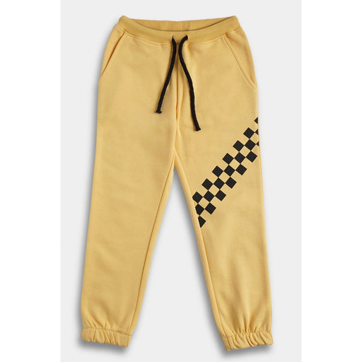The Nestery : Anthrilo - Checkboard Jogging Trousers