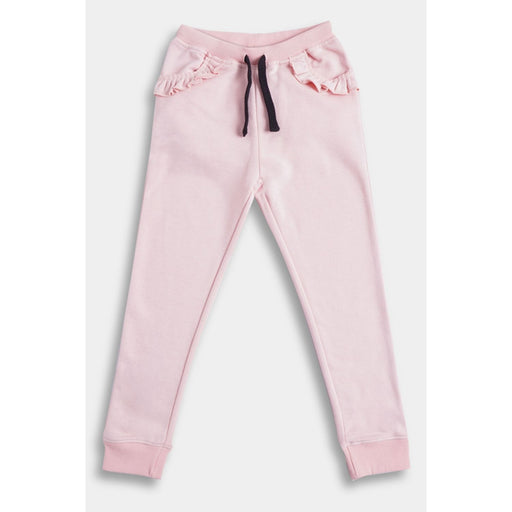 The Nestery : Anthrilo - Pink Soft Touch Trousers