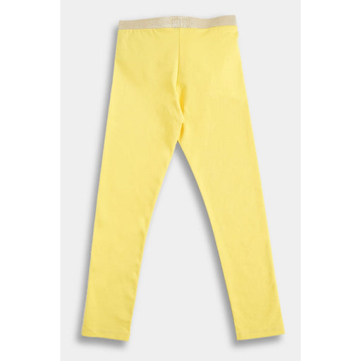 The Nestery  : Anthrilo - Yellow Basic Leggings