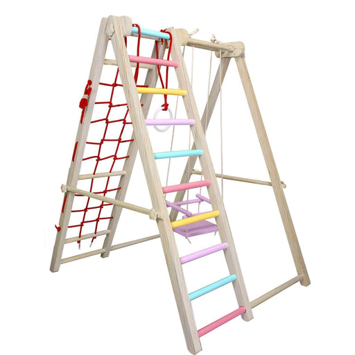 The Nestery: Ariro Indoor Jungle Gym (Semi-Coloured)