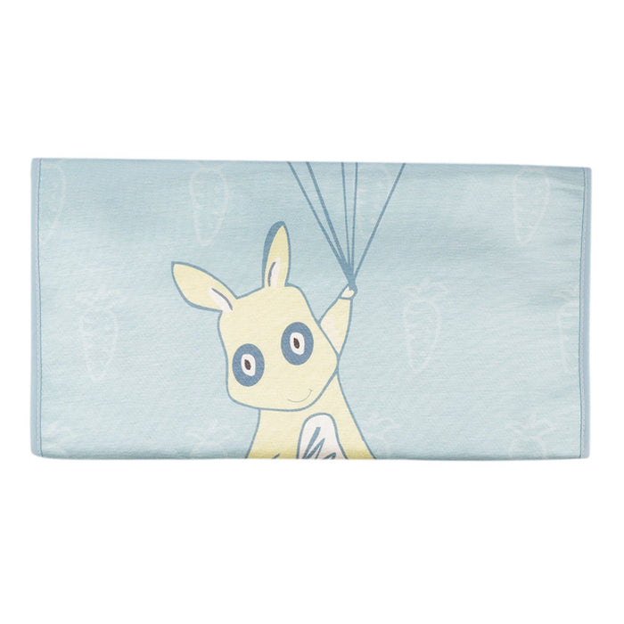 The Nestery : Baby Moo - Happy Blue - Washable Mat With Pillow