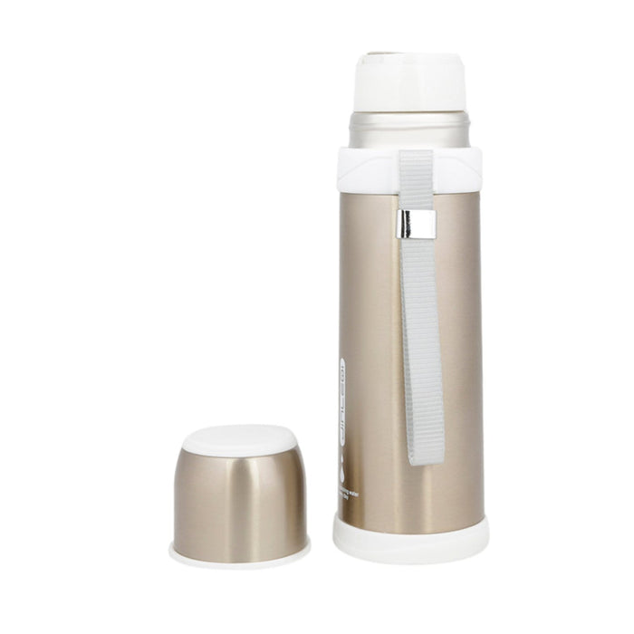 The Nestery : Baby Moo - Metallic Gold - Flask (500 Ml)